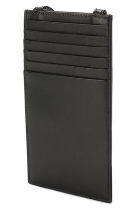 Мужского кожаный чехол valentino garavani для iphone VALENTINO черного цвета, арт. TY0P0R52/XBX | Фото 2