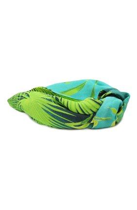 Женский ободок для волос VERSACE зеленого цвета, арт. ICER001/A234694   Фото 2