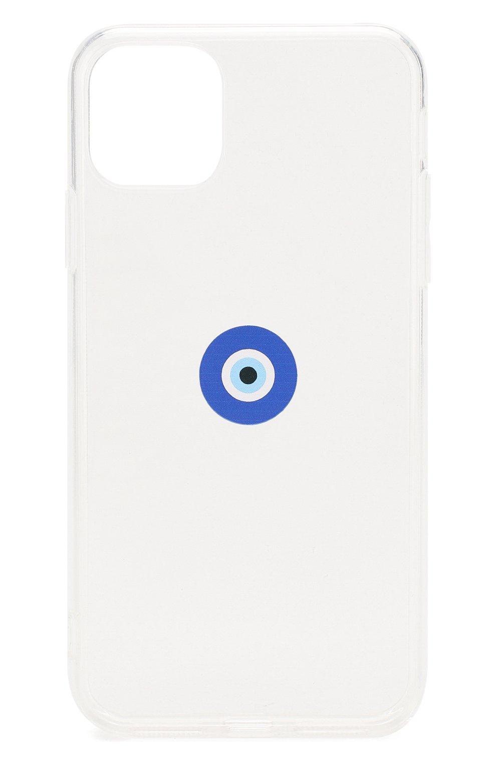 Чехол для iphone 11 pro max MISHRABOO прозрачного цвета, арт. Eye 11 Pro Max | Фото 1
