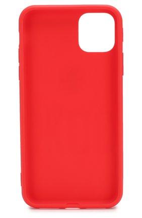 Мужской чехол для iphone 11 pro max MISHRABOO красного цвета, арт. ЗОЖ 11 Pro Max   Фото 2