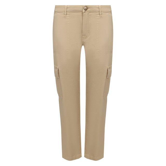 Хлопковые брюки Jacob Cohen — Хлопковые брюки