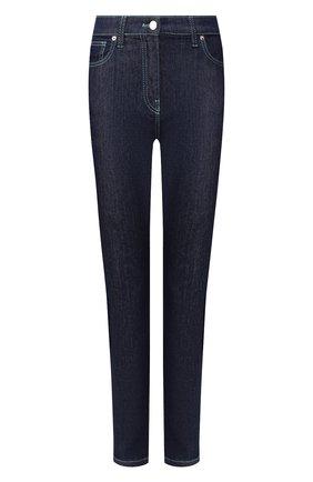 Женские джинсы KENZO темно-синего цвета, арт. FA52PA2706EG   Фото 1