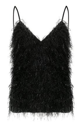 Женская топ AMI черного цвета, арт. E20FC250.250 | Фото 1