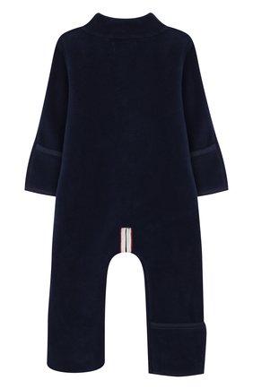 Детский комбинезон SANETTA FIFTYSEVEN темно-синего цвета, арт. 901912 5993 | Фото 2