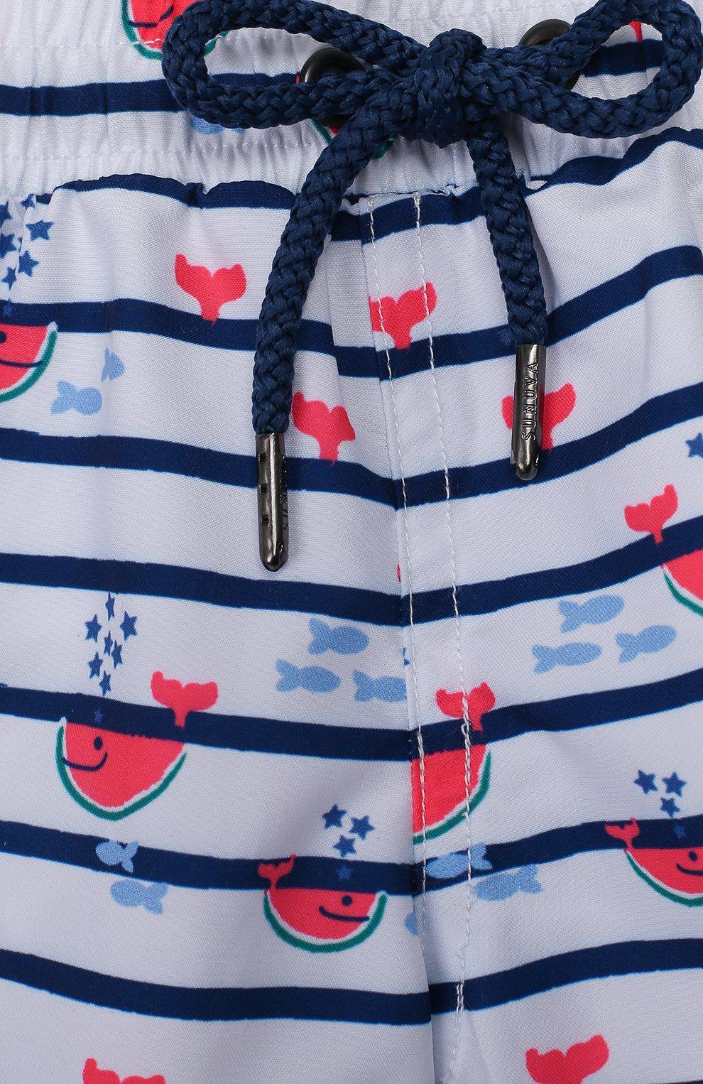 Детского плавки-шорты SUNUVA разноцветного цвета, арт. S2121 | Фото 3