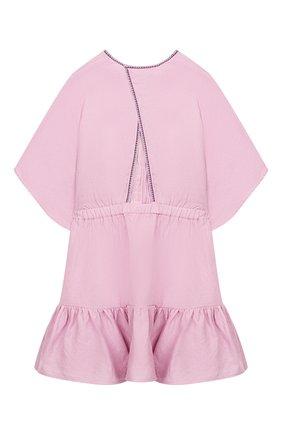 Детское платье INDEE светло-розового цвета, арт. GIR0LA/BLUSH/12A-18A | Фото 2