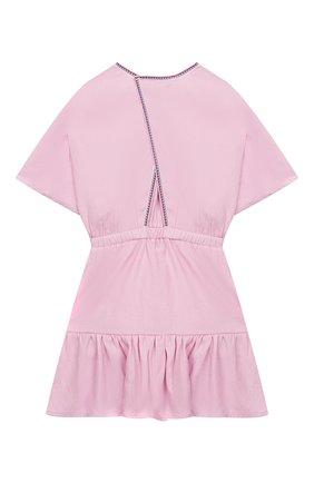 Детское платье INDEE светло-розового цвета, арт. GIR0LA/BLUSH/8A-10A | Фото 2