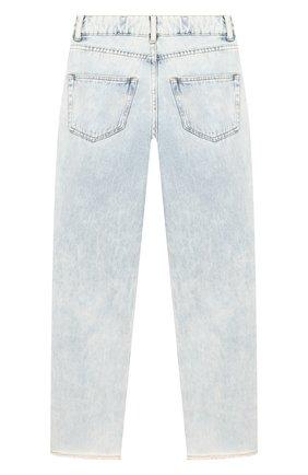 Детские джинсы INDEE голубого цвета, арт. GLADYS/DENIM/12A-18A | Фото 2