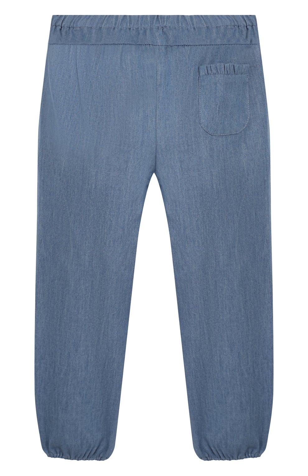 Детские джинсы TARTINE ET CHOCOLAT синего цвета, арт. TQ22021/4A-5A | Фото 2