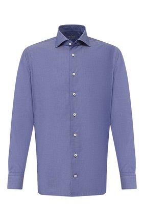 Мужская хлопковая сорочка VAN LAACK синего цвета, арт. RIVARA-TFN/151775 | Фото 1