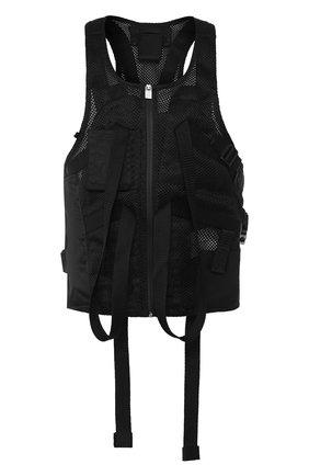 Мужской жилет 1017 ALYX 9SM черного цвета, арт. AAM0U0035FA02 | Фото 1
