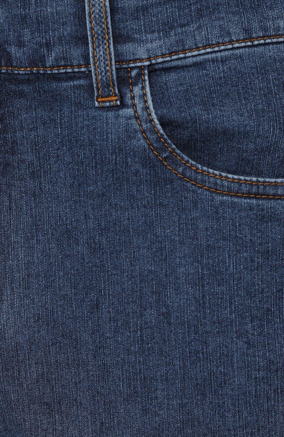 Мужские джинсы CANALI синего цвета, арт. 91755R/PD00464 | Фото 5