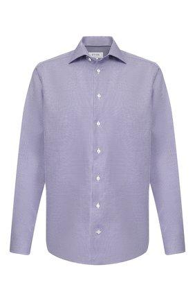 Мужская хлопковая сорочка ETON синего цвета, арт. 1000 01192 | Фото 1