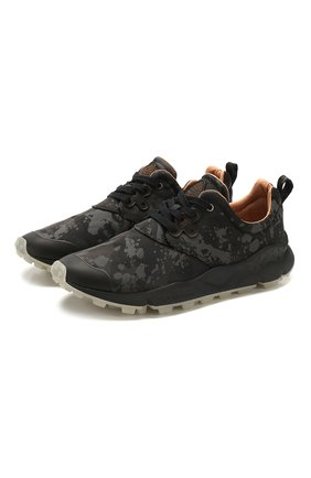 Мужские кроссовки FLOWER MOUNTAIN черного цвета, арт. 0012014755.06 | Фото 1