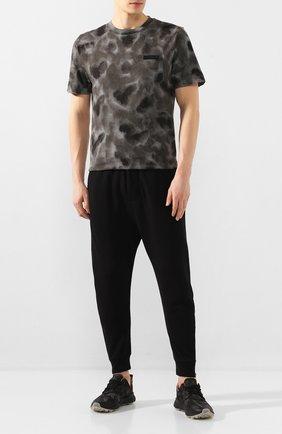 Мужские кроссовки FLOWER MOUNTAIN черного цвета, арт. 0012014755.06 | Фото 2