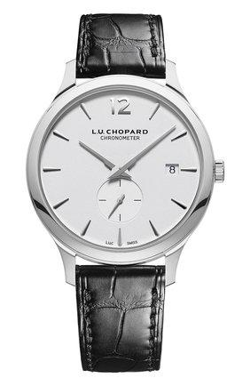 Мужские часы xps CHOPARD белого цвета, арт. 168591-3001 | Фото 1