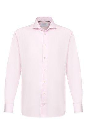 Мужская хлопковая сорочка ETON розового цвета, арт. 1000 00871 | Фото 1