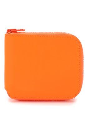 Мужской кожаное портмоне ACNE STUDIOS оранжевого цвета, арт. CG0031/M | Фото 1