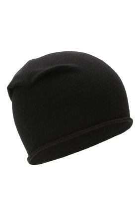 Мужская шапка ISABEL BENENATO черного цвета, арт. UK38S20 | Фото 1