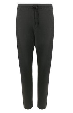 Мужской брюки ISABEL BENENATO хаки цвета, арт. UK33S20 | Фото 1