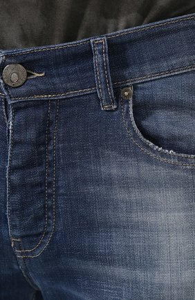 Мужские джинсы PREMIUM MOOD DENIM SUPERIOR синего цвета, арт. S20 0352740020E/BARRET | Фото 5