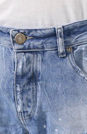 Мужские джинсы PREMIUM MOOD DENIM SUPERIOR голубого цвета, арт. S20 0352740217/BARRET | Фото 5