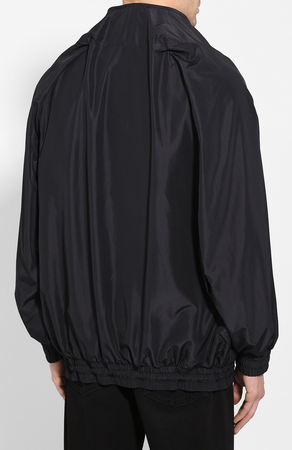Мужская куртка Y/PROJECT синего цвета, арт. JACK64-S18 F121   Фото 4