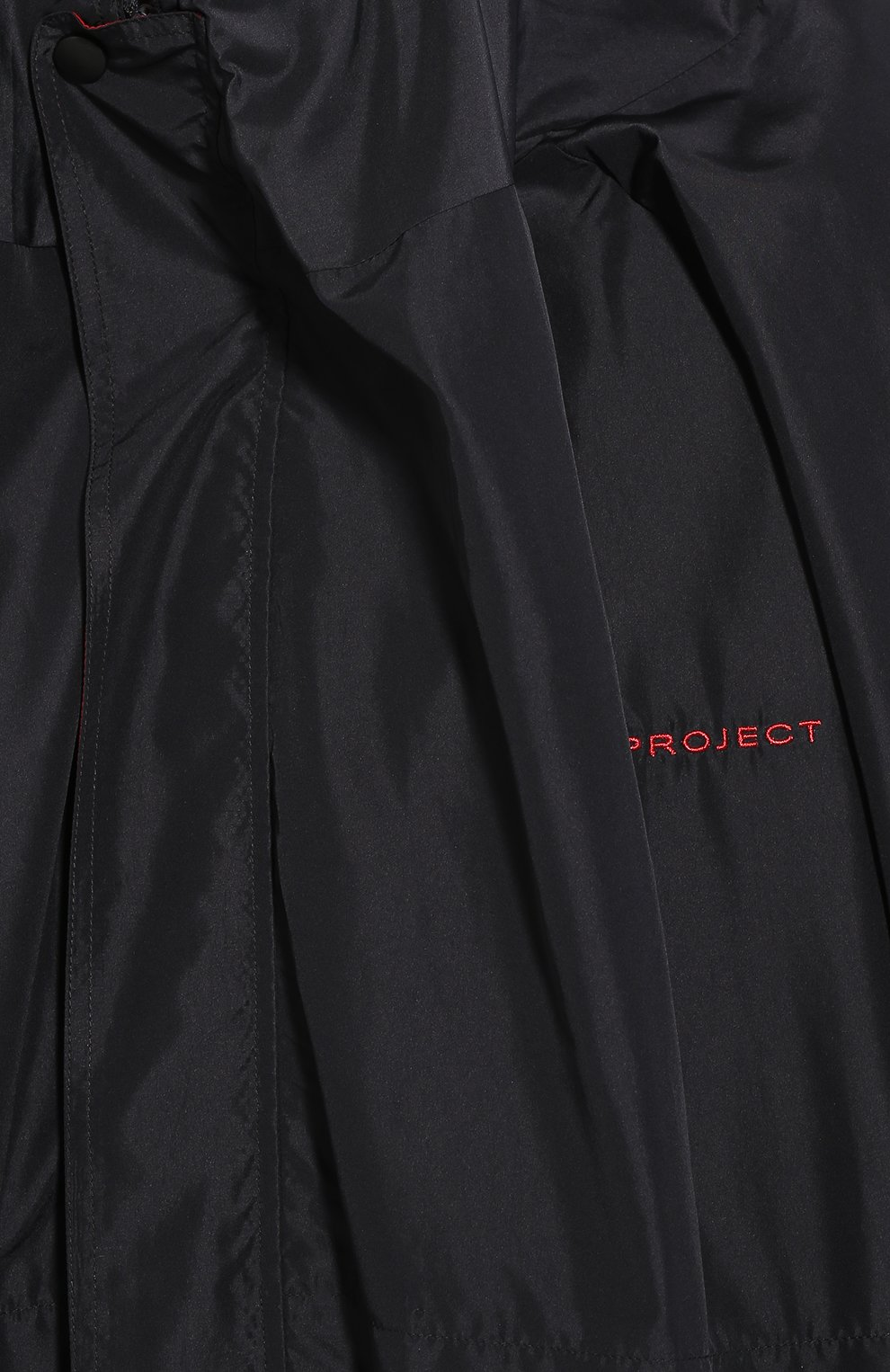 Мужская куртка Y/PROJECT синего цвета, арт. JACK64-S18 F121   Фото 5