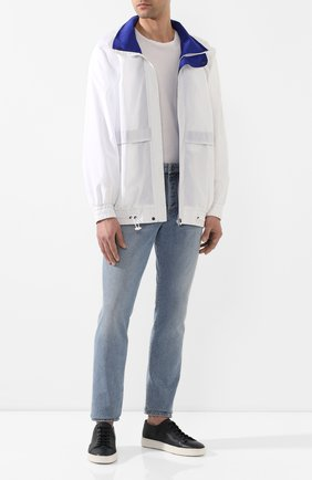 Мужская куртка Y/PROJECT белого цвета, арт. JACK64-S18 F121 | Фото 2