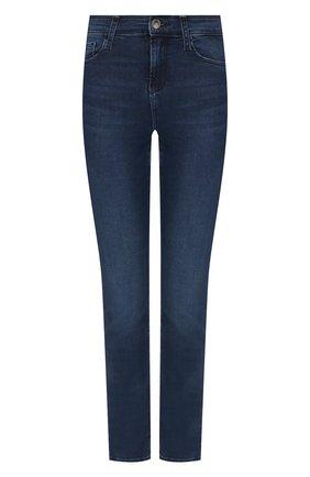 Женские джинсы EMPORIO ARMANI синего цвета, арт. 3H2J20/2D3LZ | Фото 1