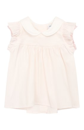 Детские комплект из топа и шорт MONNALISA розового цвета, арт. 315501 | Фото 2