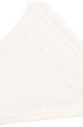 Детский бюстгальтер SANETTA белого цвета, арт. 346103 1427 | Фото 3