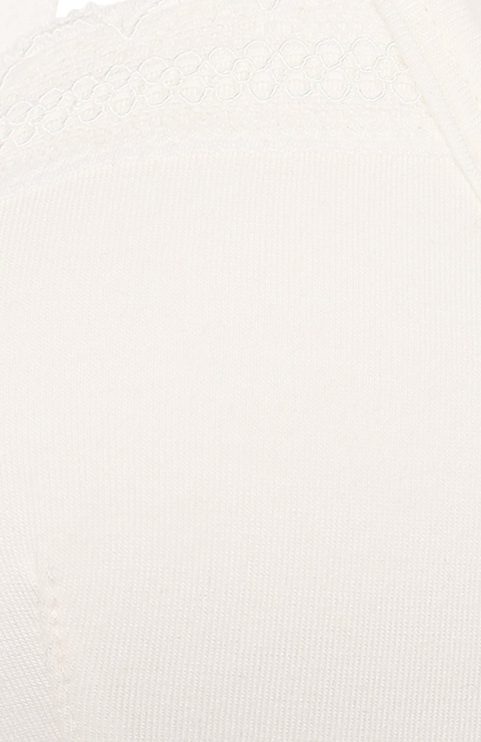 Детский бюстгальтер SANETTA белого цвета, арт. 344655 1427   Фото 3