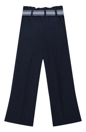 Детского брюки INDEE синего цвета, арт. G0ELAND/ECLIPSE/8A-10A | Фото 2