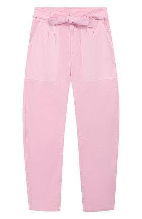Детские джинсы INDEE светло-розового цвета, арт. GANG/BLUSH/12A-18A | Фото 1