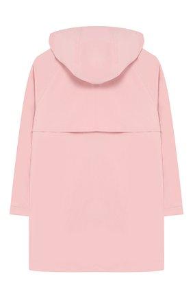 Детский плащ MONCLER светло-розового цвета, арт. F1-954-1C701-10-5499N/12-14A | Фото 2