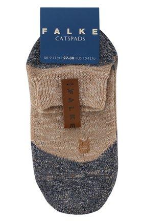 Детские носки FALKE бежевого цвета, арт. 12099 | Фото 1