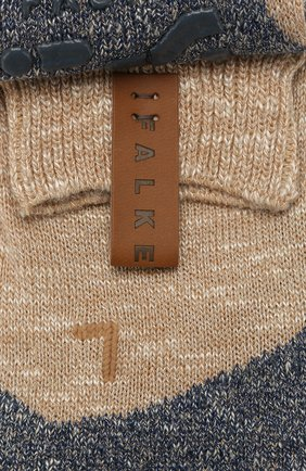 Детские носки FALKE бежевого цвета, арт. 12099 | Фото 2