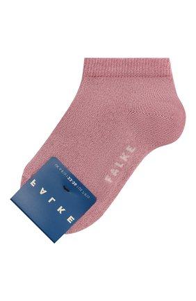 Детские носки FALKE светло-розового цвета, арт. 12154 | Фото 1