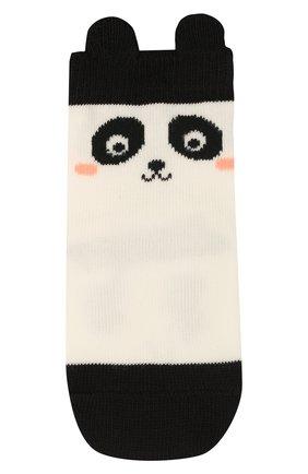 Детские носки FALKE бежевого цвета, арт. 12257 | Фото 1