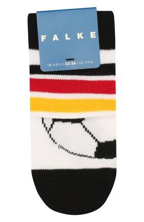 Детские носки FALKE белого цвета, арт. 12263 | Фото 1