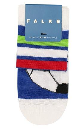 Детские носки FALKE синего цвета, арт. 12263 | Фото 1