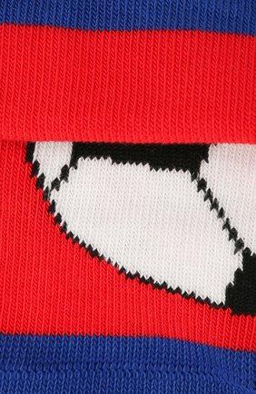 Детские носки FALKE красного цвета, арт. 12263 | Фото 2