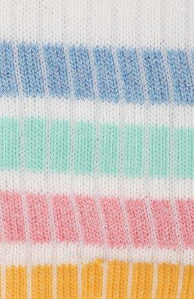 Детские носки FALKE белого цвета, арт. 12276 | Фото 2