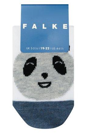 Детские носки FALKE белого цвета, арт. 12396 | Фото 1