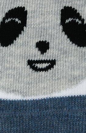 Детские носки FALKE белого цвета, арт. 12396 | Фото 2