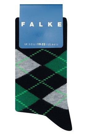 Детские носки FALKE синего цвета, арт. 11973 | Фото 1