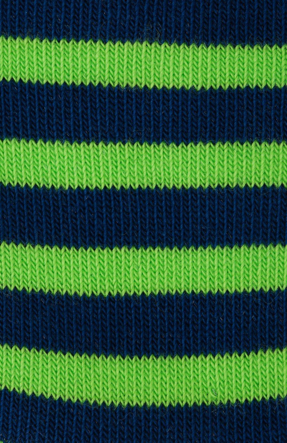 Детские носки FALKE зеленого цвета, арт. 11917 | Фото 2