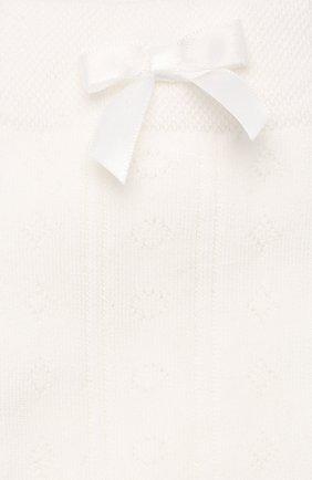 Детские гольфы FALKE белого цвета, арт. 11851 | Фото 2