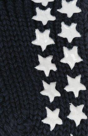 Детские хлопковые носки FALKE темно-синего цвета, арт. 10603 | Фото 2